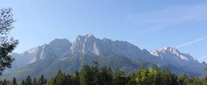 Panorama Grainau